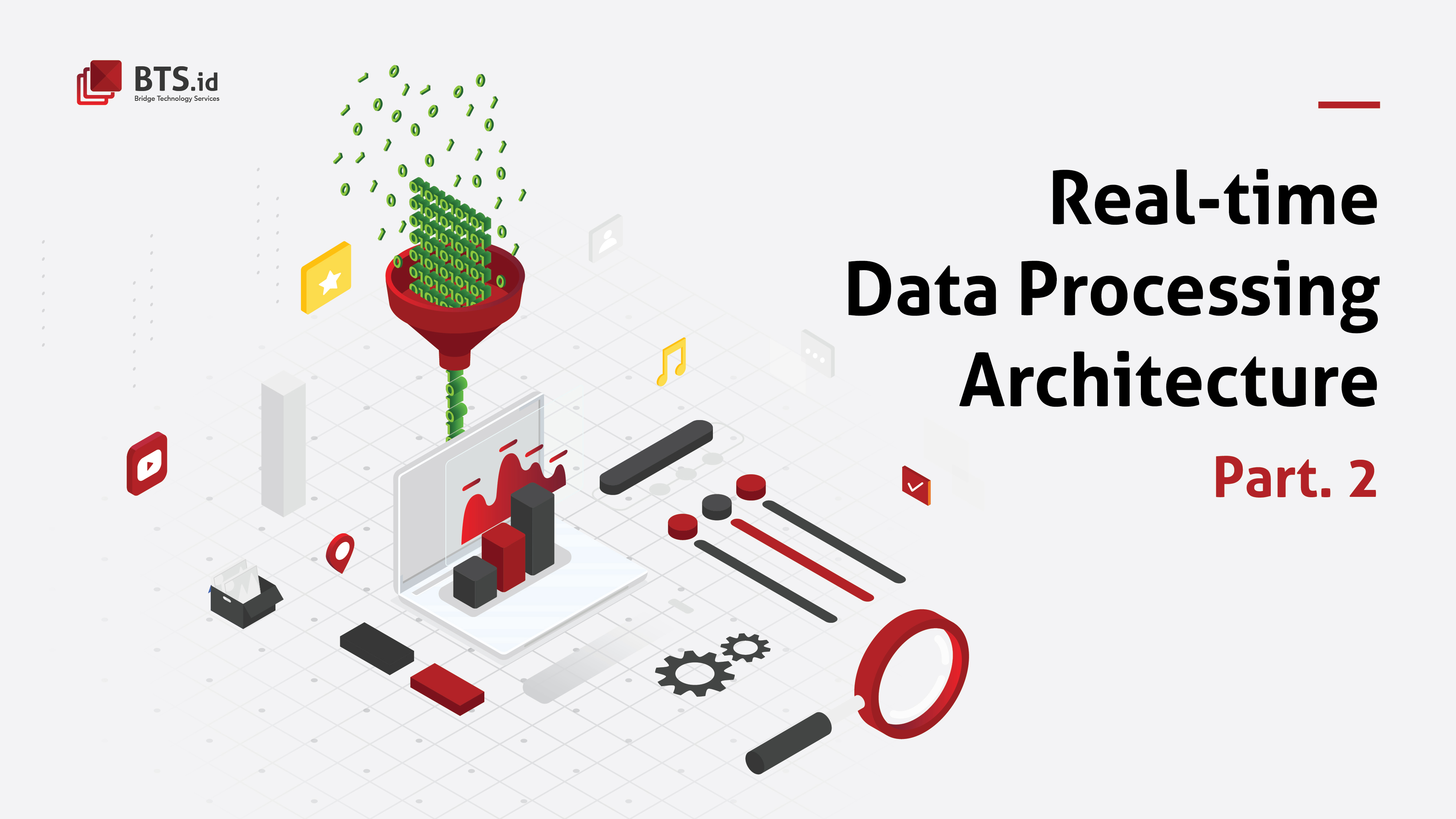 Real-Time Data Processing Architecture Part. 2 - BTS.id