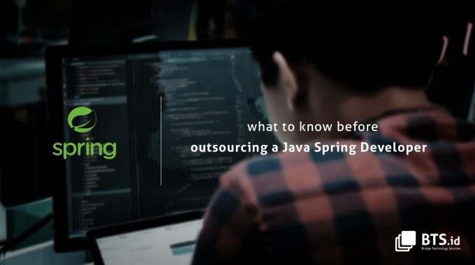 Java Spring Developer Outsourcing